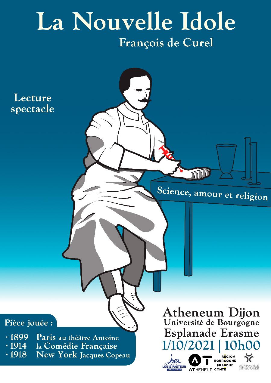 La nouvelle idole à l'atheneum